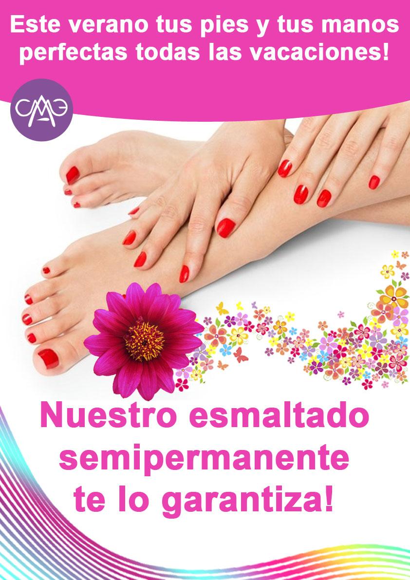 Esmalte semipermanente para tus uñas – CENTRO MEDICO ESTETICO AUXI