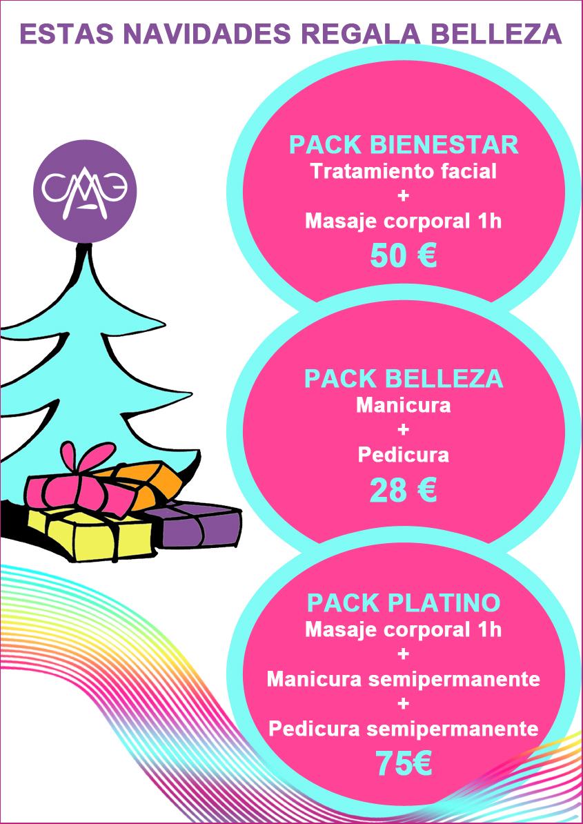 Promo Diciembre packs
